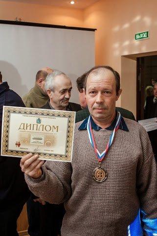 Сергей сказал, что будет стремиться быть первым.