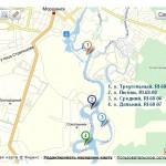Моршанские речные острова – экспедиция UA3R/P
