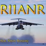 Antarctica, Novo (Новолазаревская), Runway (взлетная полоса)