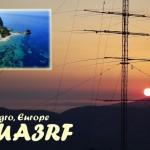 4O/UA3RF, 4O/RK3RB — Черногория