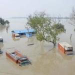 Радиолюбительская помощь при наводнении в Индии