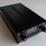 Новинка 2013 года — миниатюрный QRP-трансивер Х1M