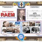 Украинский диплом RAEM-110