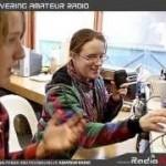 Новое видео о любительском радио