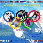 Диплом «Охотник за олимпийскими позывными»
