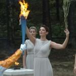 В Тамбов прибывает эстафета олимпийского огня