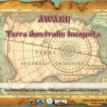 Диплом TERRA AUSTRALIS INCOGNITA