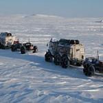 Морская Ледовая Автомобильная Экспедиция (МЛАЭ): Канада – Аляска – Россия