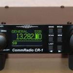 Новый SDR приёмник CommRadio CR-1