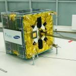 Частный российский спутник DX1 передал первый сигнал с орбиты