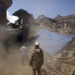 Радиолюбительская аварийная сеть в Непале