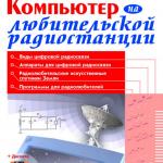 """Книга """"Компьютер на любительской радиостанции"""" Тяпичев Г.А."""