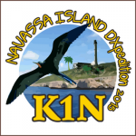 DX-экспедиция K1N (Navassa Is.) QSL карточки для R3R