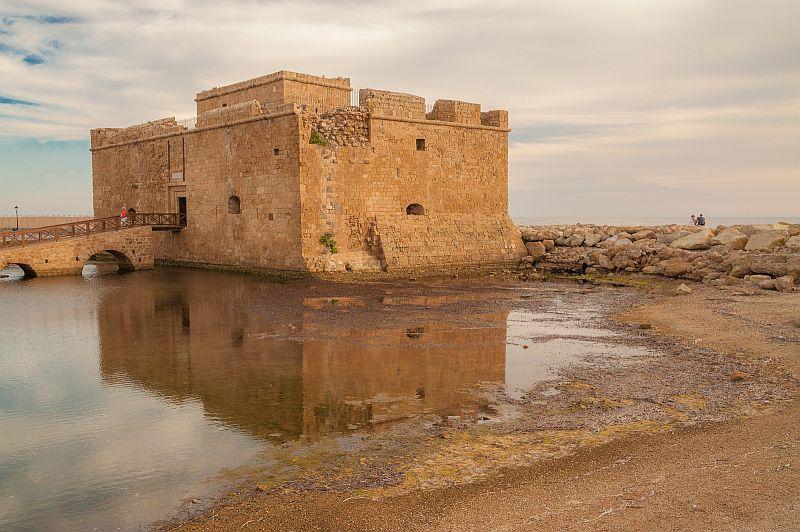 Paphos_fort