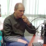 QSO UN9GWA с RS0ISS (видео)