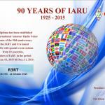 IARU 90 Award