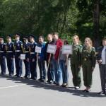 Молодёжное Первенство Тамбовской области на УКВ (как это было)