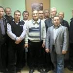 Встреча в РО СРР по Рязанской области (у наших коллег-соседей)