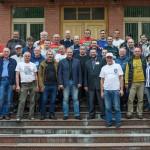Слёт клуба RRC «Русский Робинзон» в Орле-2016
