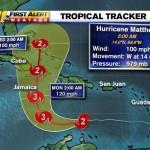 """Ураган """"Matthew"""". Радиолюбительская спасательная служба"""