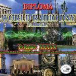 Диплом «World Radio Day»