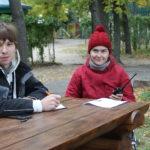 Радиоигра в лагере актива молодежных инвалидных и волонтерских организаций