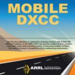Mobile DXCC