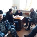 Заседание квалификационной комиссии