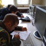 Команда Тамбовского кадетского корпуса (R3RA) приняла участие в молодежных соревнованиях