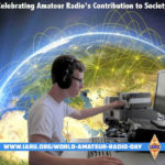 Всемирный День любительского радио — 18 апреля 2019 года