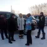 Выездное совещание по проведению фестиваля «Лысогорские санки»