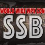 CQ WW WPX SSB Contest 2020